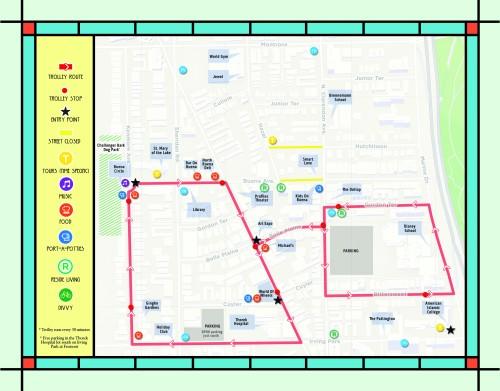 BPOD 2014 Map